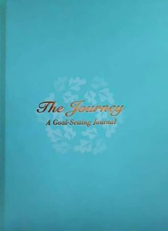 the journey a goal setting journal