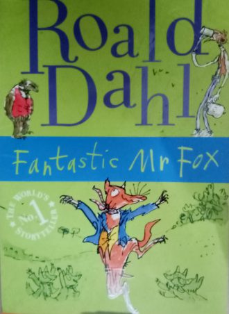 FANTASTIC MR FOX Roald Dahl