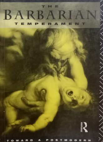 THE BARBARIAN TEMPERAMENT