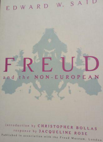 freud - edward w. said