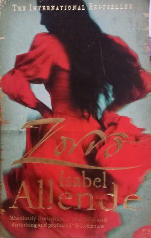 zorro Isabel Allende