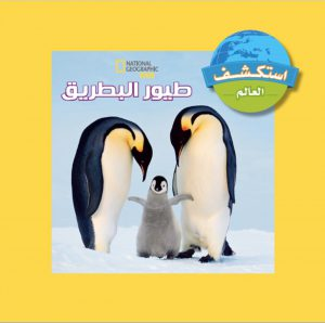 طيور البطريق - استكشف العالم
