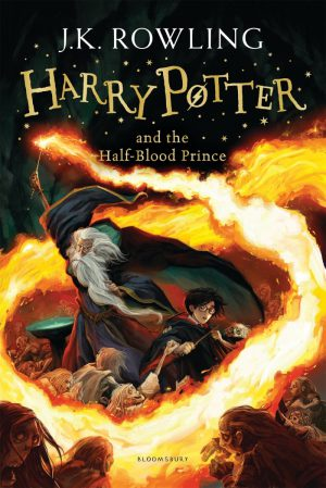 Harry potter and the halfblood prince part 6