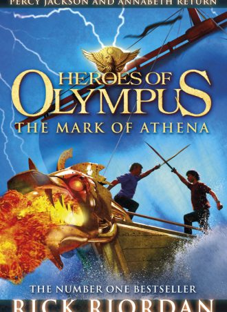 Heroes Of Olympus The Mark Of Athena