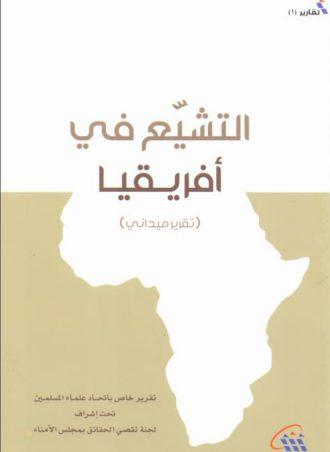 التشيع في أفريقيا
